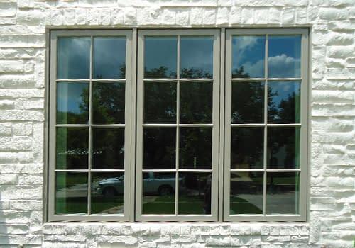 Ultra Wood Clad Window